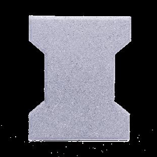 Piso de Borracha Tipo Ossinho 20x16cm 25mm